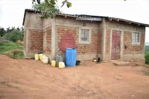 The Water Project: Kaketi Community -  Compound