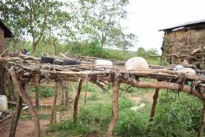 The Water Project: Kaketi Community -  Dish Rack