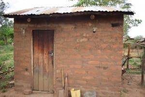 The Water Project: Kaketi Community -  Kitchen Building