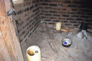 The Water Project: Kaketi Community -  Kitchen