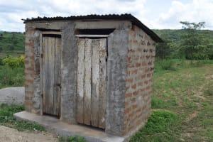 The Water Project: Kaketi Community -  Latrines