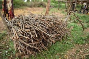 The Water Project: Kaketi Community -  Storage
