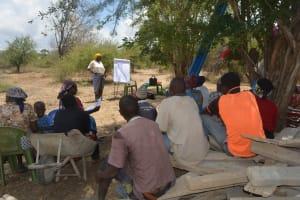 The Water Project: Kathamba Ngii Community A -  Training
