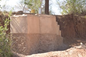 The Water Project: Kithoni Community A -  Well Construction Phase Three
