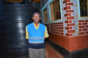 The Water Project: Muluti Community A -  Nicholas Kisyula