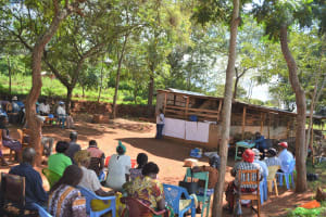 The Water Project: Muluti Community A -  Training Day One