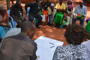 The Water Project: Muluti Community A -  Training Day Three