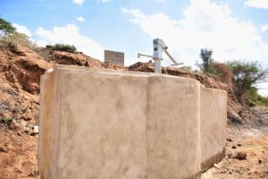 The Water Project: Muluti Community A -  Well