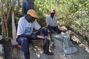 The Water Project: Ivumbu Community A -  Community Members Chat