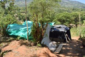 The Water Project: Ivumbu Community A -  Construction Materials