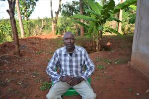 The Water Project: Ivumbu Community A -  Sila Kathungu