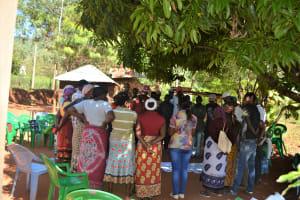 The Water Project: Ivumbu Community A -  Training Day Three