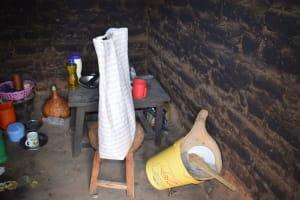 The Water Project: Kaketi Community A -  Kitchen