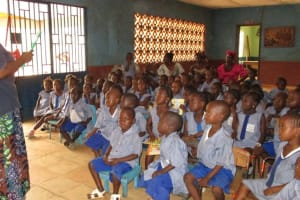 The Water Project: Mummy Ann's Pre-Primary School -  Training