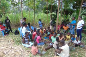 The Water Project: Burachu B Community, Namukhuvichi Spring -  Training