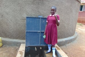The Water Project: Kitumba Primary School -  Lina Videnyi