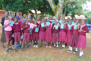 The Water Project: Kitumba Primary School -  Training Complete