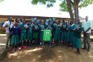 The Water Project: Ebutenje Primary School -  Training Participants