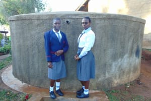 The Water Project: Imbale Secondary School -  Imbale Students