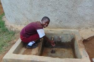 The Water Project: George Khaniri Kaptisi Mixed Secondary School -  Magdalene Kwamboka