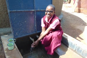 The Water Project: Kitumba Primary School -  So Smiley