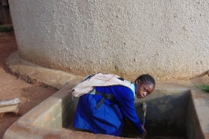 The Water Project: Shamalago Primary School -  Camera Shy
