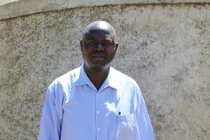The Water Project: Imuliru Primary School -  Mr Fredrick Lwangu