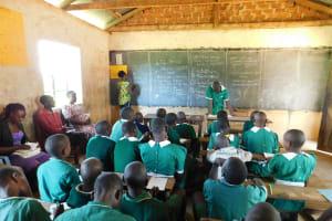 The Water Project: Ebutenje Primary School -  Training