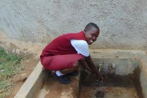 The Water Project: George Khaniri Kaptisi Mixed Secondary School -  Sylvia Vihenda