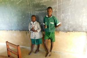The Water Project: Ebutenje Primary School -  Dental Hygiene Training