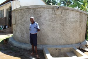 The Water Project: Imuliru Primary School -  Phillip Mwanje