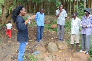 The Water Project: Eshiasuli Community, Eshiasuli Spring -  Dental Hygiene Training