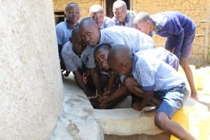 The Water Project: Imuliru Primary School -  Get In Here