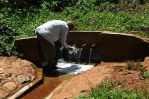 The Water Project: Shilakaya Community, Shanamwevo Spring -  John