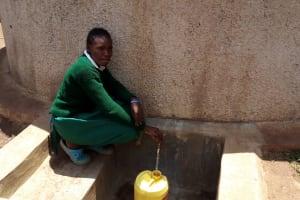 The Water Project: Esibeye Primary School -  Angela Anjao