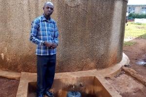 The Water Project: Womulalu Secondary School -  Austine Odiwuor Senior Teacher