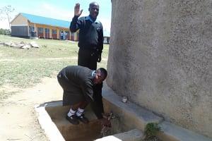 The Water Project: Mutsuma Secondary School -  Mutsuma Student And Staff