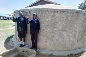 The Water Project: Mutsuma Secondary School -  Mutsuma Secondary Students