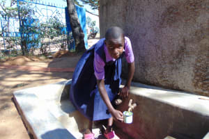 The Water Project: Ematetie Primary School -  Joy Mukamu