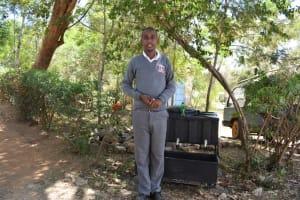 The Water Project: AIC Kyome Boys' Secondary School -  Masila Mumo