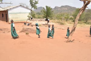 The Water Project: Kangutha Primary School -  Children Playing