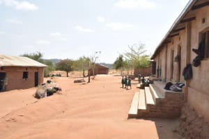 The Water Project: Kangutha Primary School -  Classrooms