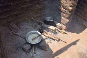 The Water Project: Kangutha Primary School -  Cooking Area