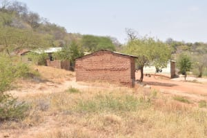 The Water Project: Kangutha Primary School -  School Compound