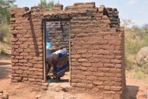 The Water Project: Kangutha Primary School -  School Kitchen