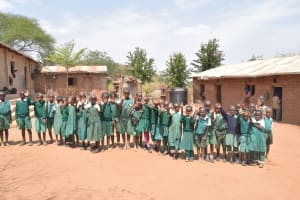 The Water Project: Kangutha Primary School -  Students