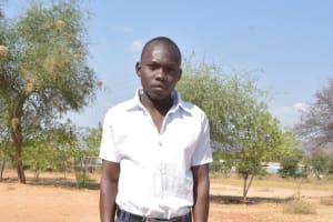 The Water Project: Nyanyaa Secondary School -  Jacob Sila