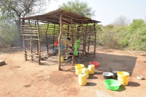 The Water Project: Nyanyaa Secondary School -  Kitchen