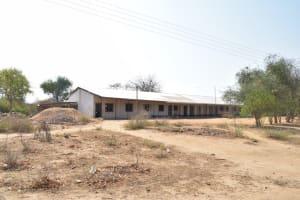 The Water Project: Nyanyaa Secondary School -  School Grounds