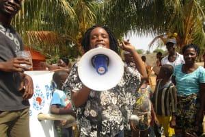 The Water Project: Kasongha, 8 BB Kamara Street -  Adama Godwin